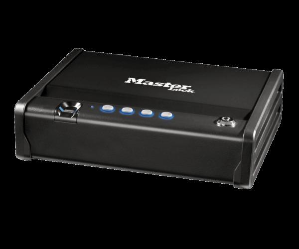 Master Lock MLD08EB Kompakttresor Fingerabdruck Safe