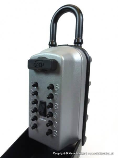 Supra KeySafe Pro Permanent Portable - 10 Key Schlüsselsafe