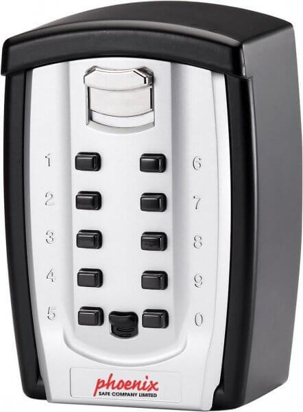 Phoenix Safe Schlüsselbox KS0003C mit Wetterschutzhaube