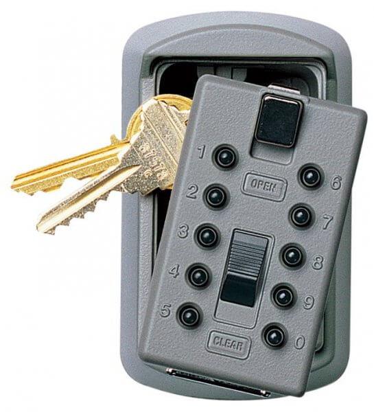 Supra KeySafe Auto