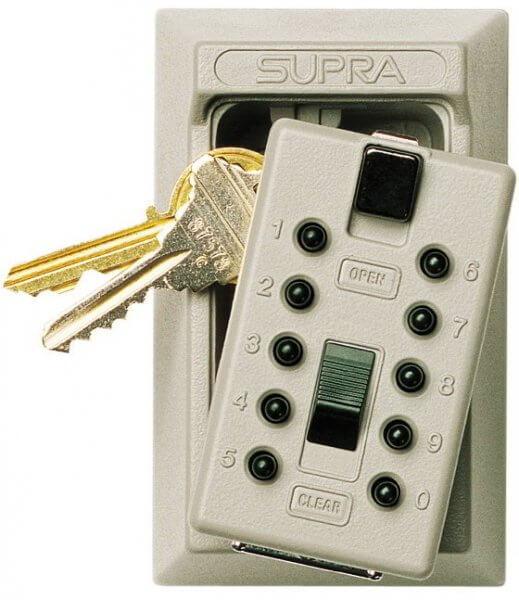Supra KeySafe S5 Schlüsselsafe