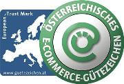 schlüsselbox.at trägt das Österreichische E-Commerce-Gütezeichen